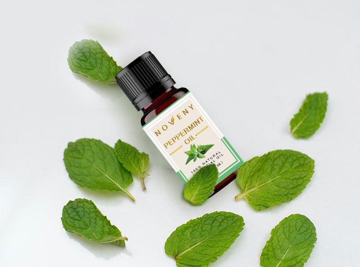 Peppermint Oil used