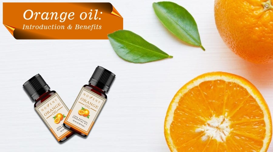 BENEFITS & USES OF ORANGE ESSENTIAL OIL