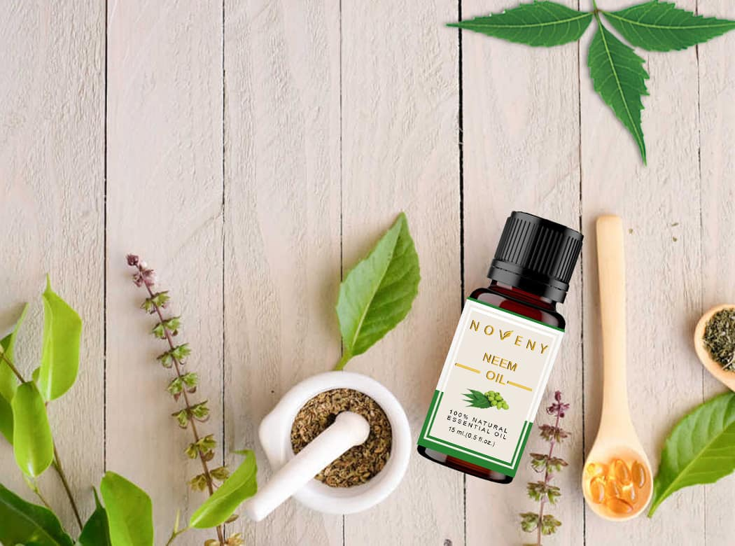 Neem Oil for Hair care