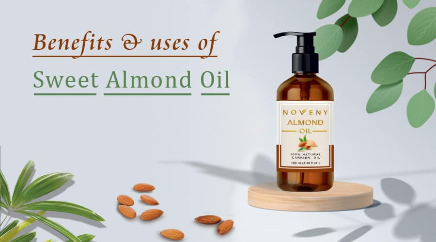 Sweet Almond-Oil- benefits & uses