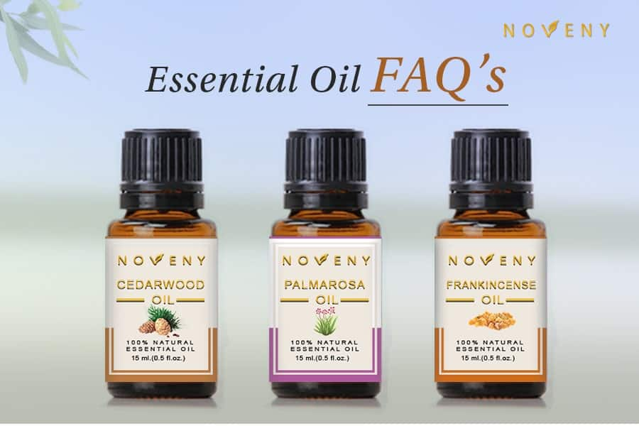 Essential oil FAQ's